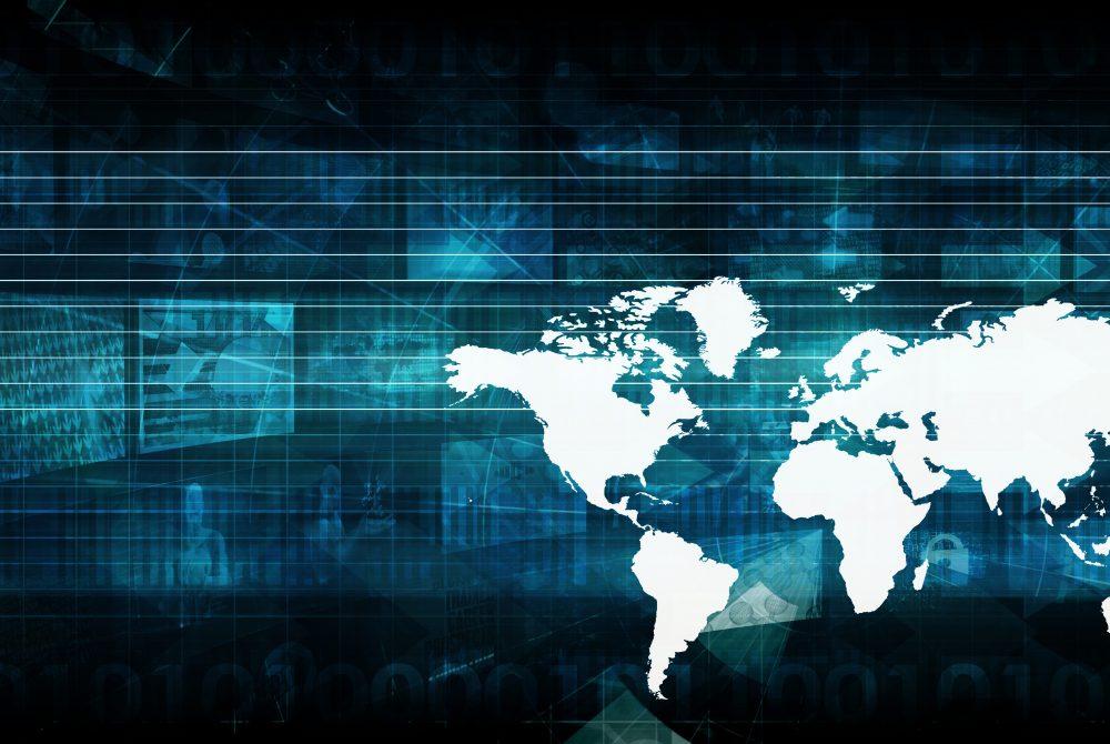International Business Technology Industry Sector as Art
