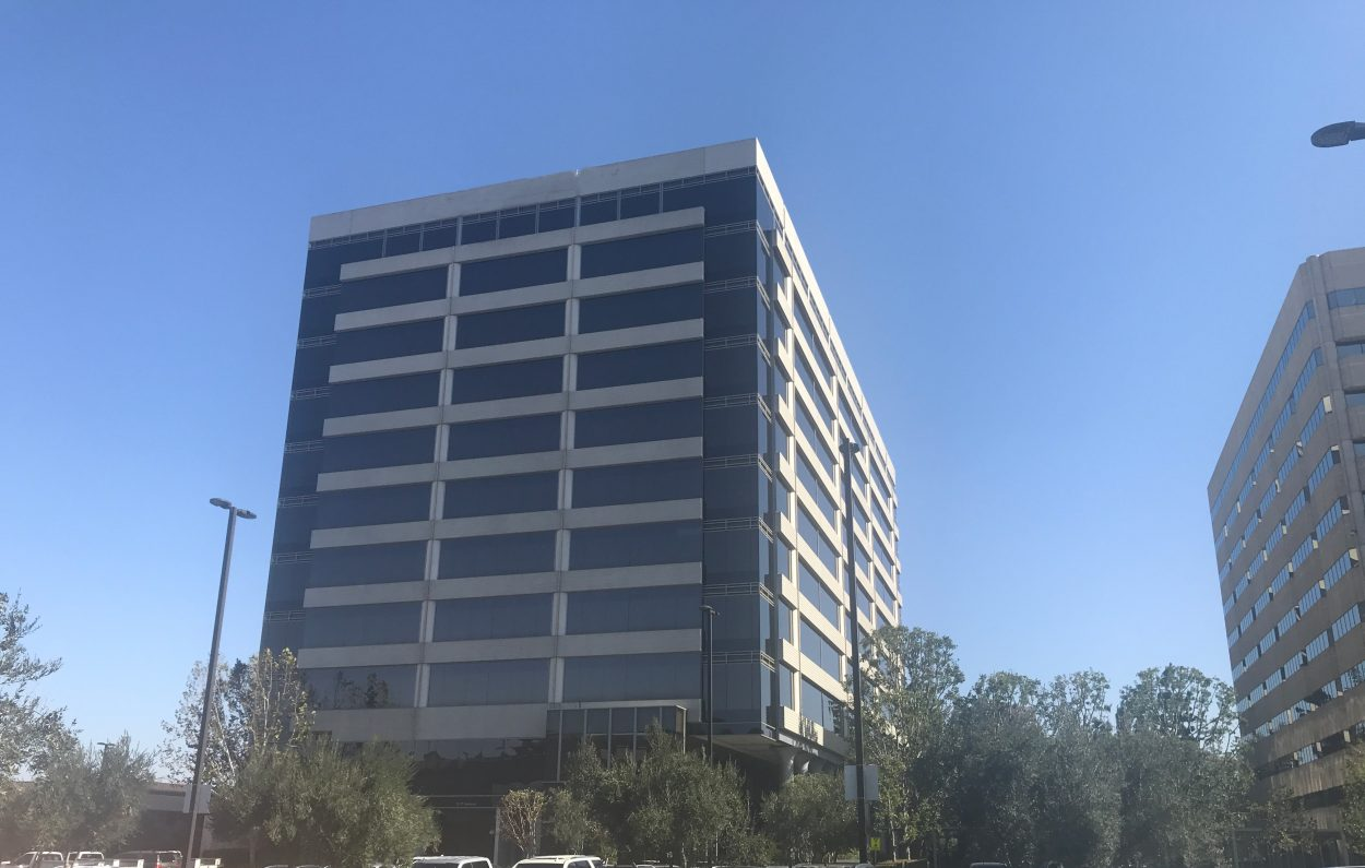 Everglobe's new office building in Woodland Hills, ca.